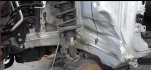Замена кузова Audi A2