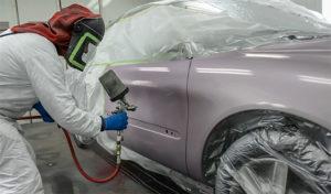 Кузовной ремонт Volvo c30 в Санкт-Петербурге