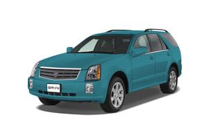 Cadillac SRX 1 поколение