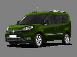 Fiat Doblo 2 поколение