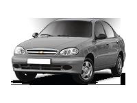 Chevrolet Lanos 1 поколение