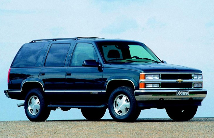 ChevroletTahoe 1поколение