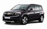 Chevrolet Orlando 1 поколение