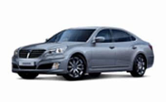 Hyundai Equus 2 поколение