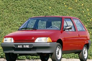 Citroen AX 1 поколение