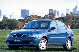 Daewoo Lanos T100