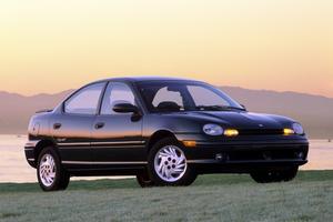 Dodge Neon 1 поколение