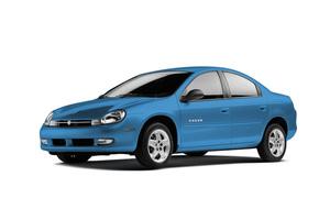 Dodge Neon 2 поколение