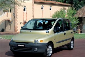 Fiat Multipla 1 поколение