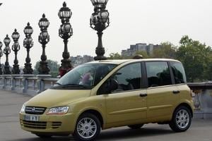 Fiat Multipla 2 поколение