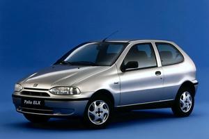 Fiat Palio 1 поколение