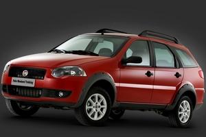 Fiat Palio 2 поколение