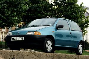 Fiat Punto 1 поколение