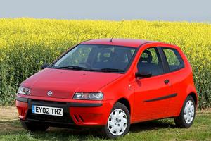 Fiat Punto 2 поколение