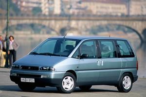 Fiat Ulysse 1 поколение