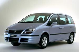 Fiat Ulysse 2 поколение