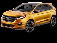 Ford Edge 2 поколение