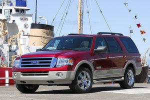 Ford Expedition 3 поколение