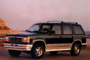 Ford Explorer 1 поколение