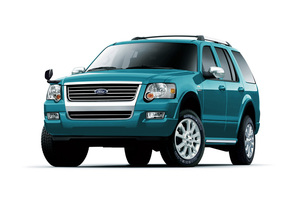 Ford Explorer 4 поколение
