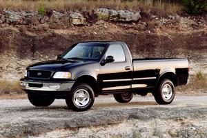 Ford F-Series 10 поколение