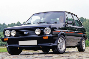 Ford Fiesta 1 поколение