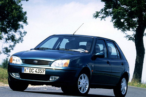 Ford Fiesta 4 поколение