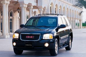 GMC Envoy 2 поколение