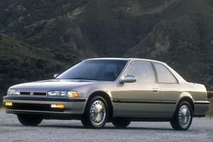 Honda Accord 4 поколение