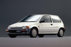 Honda City 2 поколение