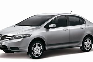 Honda City 5 поколение