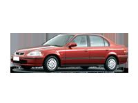 Honda Civic 6 поколение