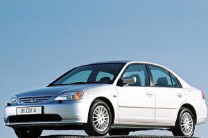 Honda Civic 7 поколение
