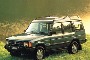 Honda Crossroad 1 поколение