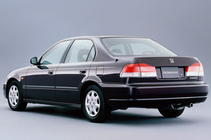 Honda Domani 2 поколение