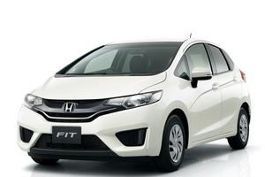 Honda Fit 3 поколение