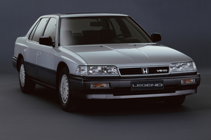 Honda Legend 1 поколение