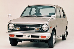 Honda Life 1 поколение