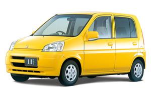 Honda Life 3 поколение
