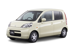 Honda Life 4 поколение