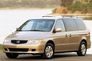Honda Odyssey 2 поколение