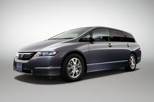 Honda Odyssey 3 поколение
