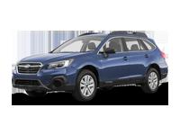 Subaru Outback 5 поколение