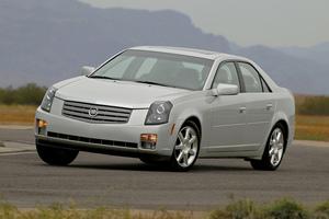 Cadillac CTS 1 поколение