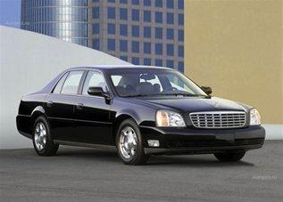 Cadillac De Ville 10 поколение