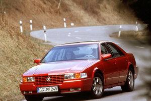 Cadillac Seville 4 поколение