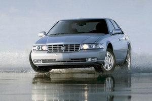 Cadillac Seville 5 поколение