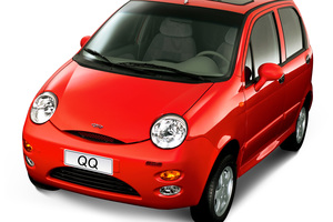 Chery QQ 1 поколение
