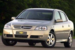 Chevrolet Astra 2 поколение