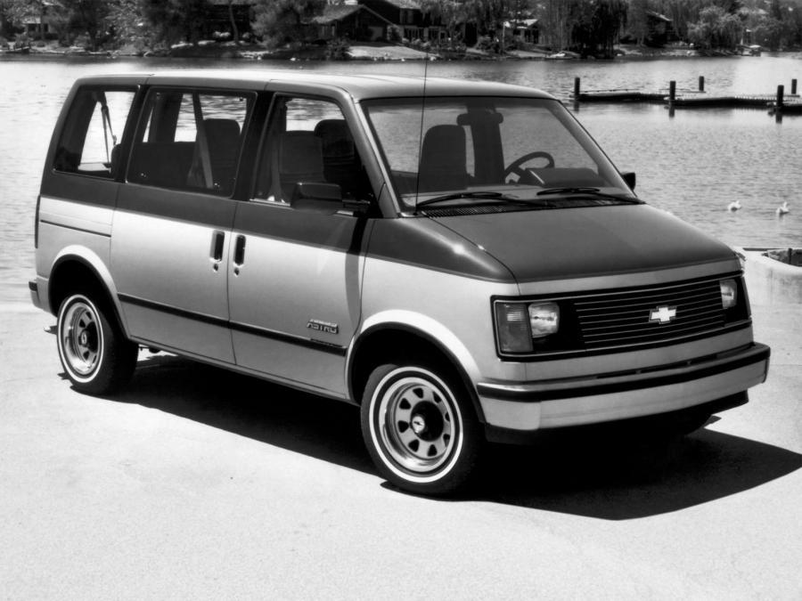 Chevrolet Astro 1 поколение